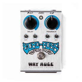 Way Huge WHE702S Echo-Puss Analog Delay Guitar Effects Pedal