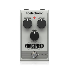 TC Electronic Forcefield Compressor Guitar Effects Pedal