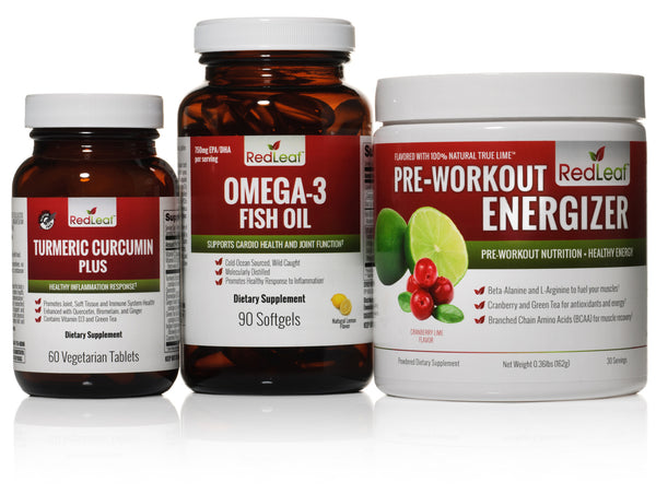 Red Leaf Fitness Reset Bundle