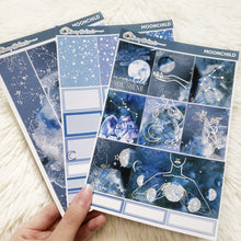 Load image into Gallery viewer, Moonchild | SILVER FOILED Weekly Kit