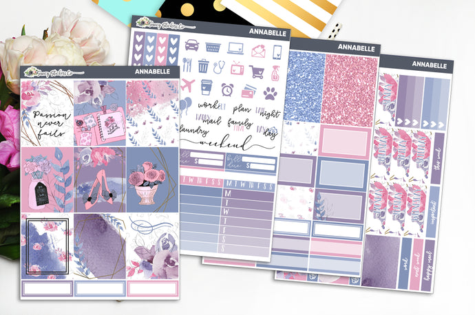 Annabelle | Weekly Kit (Non-Foiled)