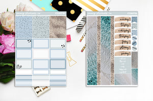 Coastal | FOILED Weekly Kit