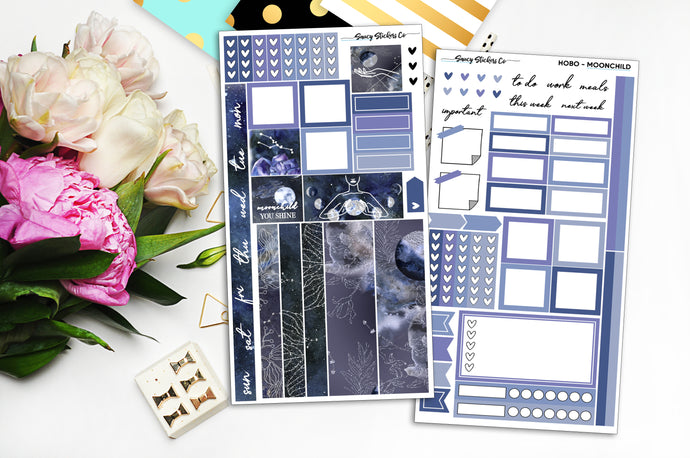Moonchild | Hobonichi Weeks Kit