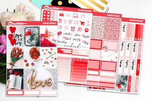 Sweetheart | FOILED Weekly Kit