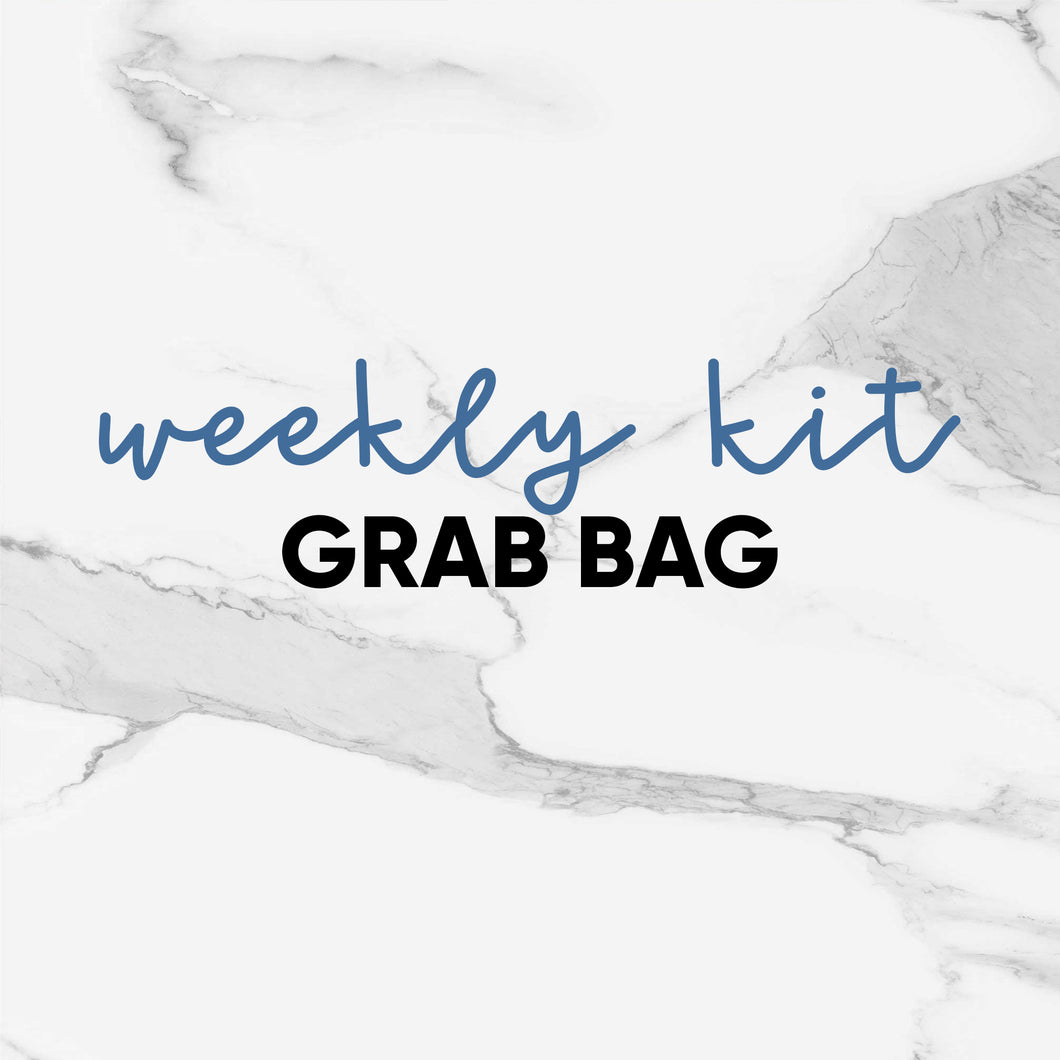 Weekly Kit Grab Bag