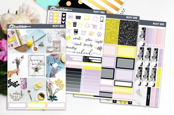 Busy Bee | Weekly Kit (Non-Foiled)