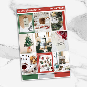 Holiday Bliss | Weekly Kit