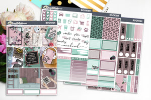 Bookish | FOILED Weekly Kit