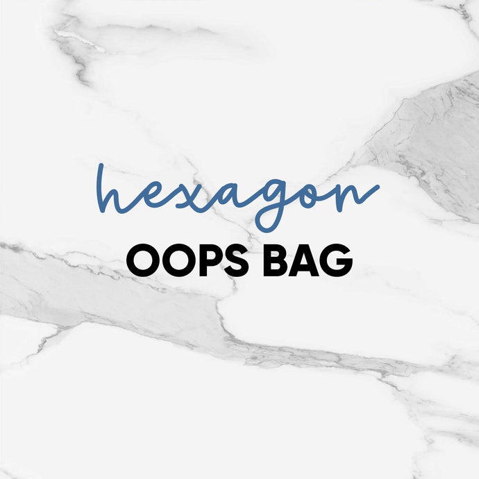 Hexagon Oops Bag