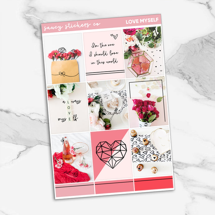 Love Myself | Weekly Kit