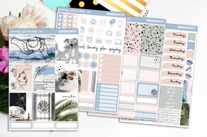 Serendipity | Foiled Weekly Kit