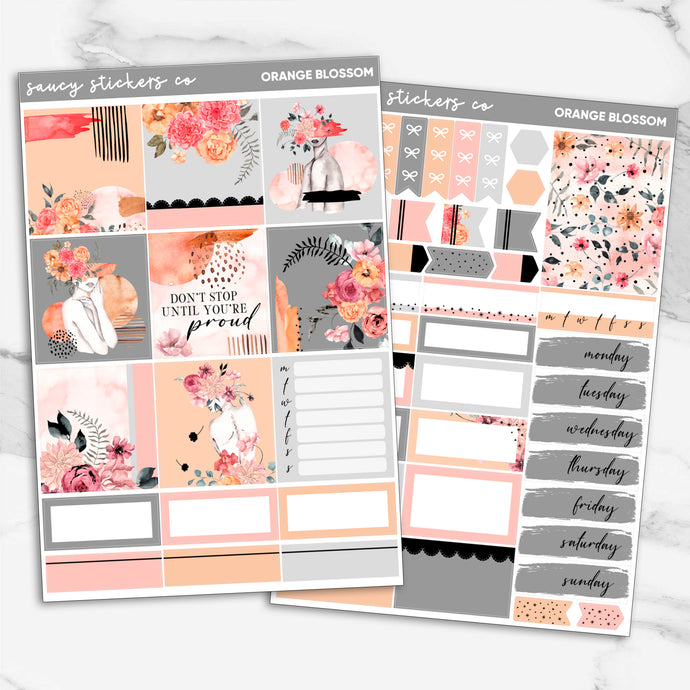 Orange Blossom | B6 Kit