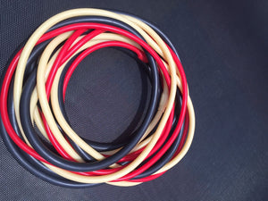 10FT - SET OF BUNGEE CORDS ( LOOPS & ELASTICS )