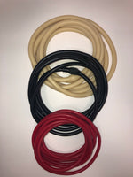 10FT - 40LBS BUNGEE CORDS ( LOOPS & ELASTICS )