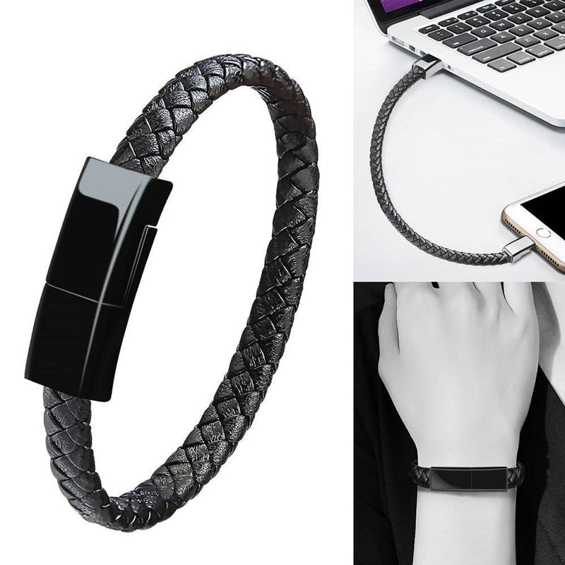 Creative Bracelet Charging Cable