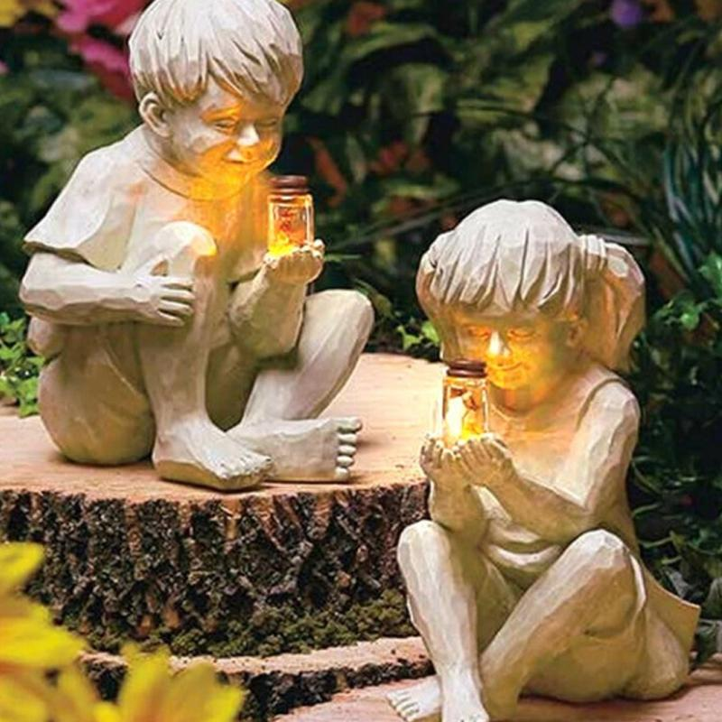 Pre-Sale>>Resin Decoration Statues