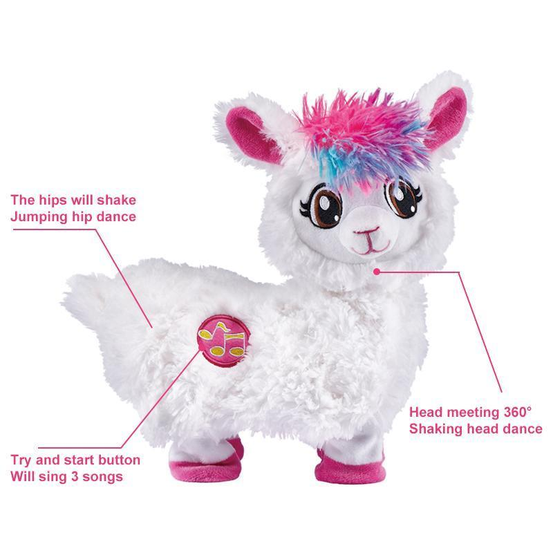 The Booty Shakin' Llama—Family Lead Dancer