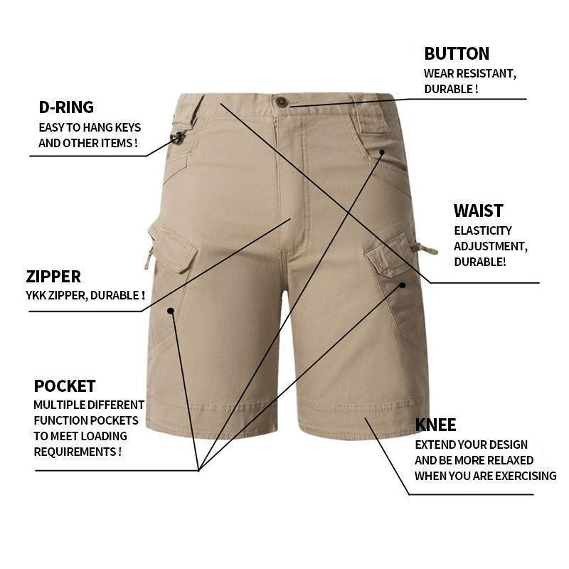 Tactical Waterproof Shorts