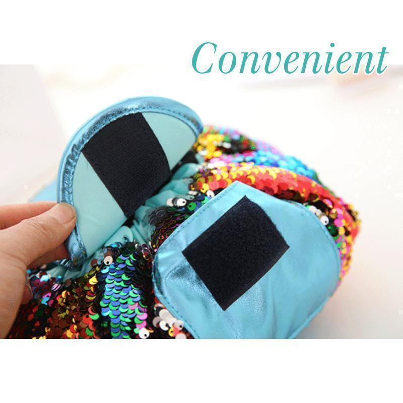 Mermaid-Color Make-up Bag