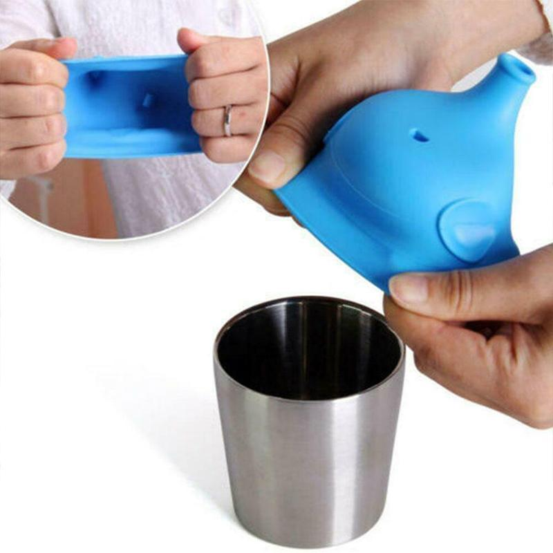 Stretchable Sippy Cup Lid