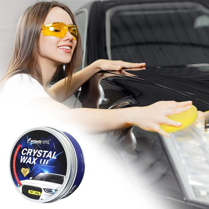Crystal Coating Wax for Car Decoration