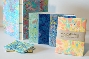 Marbled Book - Variety Interior Pages - Medium