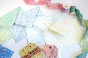 Marbled Gift Tag - 5 pk