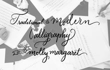 Load image into Gallery viewer, Calligraphy 101 Workshop - August 2020 Nashville, TN