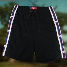 Load image into Gallery viewer, Black Mesh Athletic Shorts