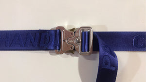 Royal Blue Click Release Belt