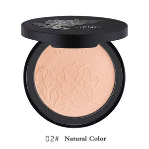 Menow Brand New Makeup Face makeup Palette Matte Moisturizing Facial Whitening Complexion Transparent Powder Makeup Powder L1311