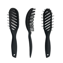 Load image into Gallery viewer, 1piece Hair Brush Hair Scalp Massage Comb Handle Tangle Detangling Comb Hairdressing Styling Tools