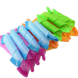 18pcs Hair Rollers Snail Rolls Styling Curler Tools, Easy At Home DIY Natural Way Magic Roller Magic Curler