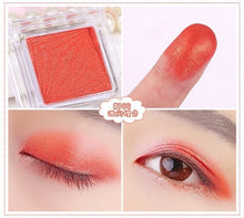 Load image into Gallery viewer, Waterproof Pigments Gold Shimmer EyeShadow