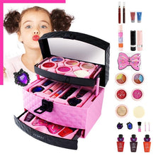Load image into Gallery viewer, 23pcs Children's make-up Set Girl Cosmetics