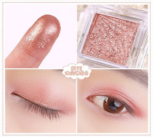 Waterproof Pigments Gold Shimmer EyeShadow