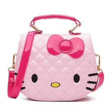 Load image into Gallery viewer, Hello Kitty Bowknot Handbag Shoulder Bag kids Tote Girls Shoulder Bags