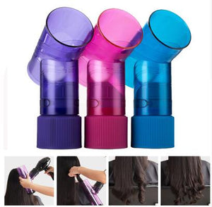 Hair Dryer Diffuser Magic Wind Spin Curl Hair Salon Styling Tools