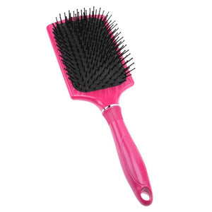Hair Massage Comb Hairbrush Bristle&Nylon Women Wet Curly Hair Brush for Salon Hairdressing Styling Tools