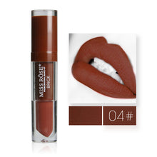 Load image into Gallery viewer, Miss Rose Liquid Lipstick Waterproof Long Lasting Lips Makeup Lipstick Matte Easy to Wear Nutritious