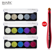 Load image into Gallery viewer, IMAGIC Glitter EyeShadow Buy 3 Get 1 Gift 3pcs/set 5 Colors Glitters