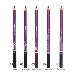 M.n Menow Brand Cosmetic Eyebrow Pencil With Comb With Waterproof &Long Lasting Effect Professional Makeup Eyebrow P09013