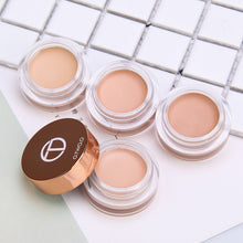 Load image into Gallery viewer, O.TWO.O Beauty Eye Primer Base Cream Concealer Brightening Waterproofing Eyeshadow Make Up