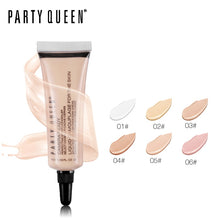 Load image into Gallery viewer, Party Queen Perfect Cover Camouflage Liquid Concealer Cream Makeup Face Primer Brighten Lighten Concealing Flaws Invisible Pore