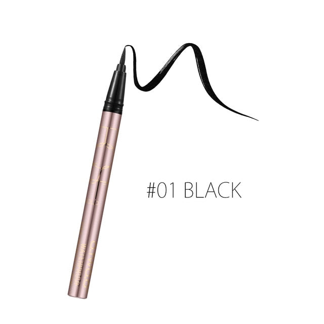 O.TWO.O  New Style Eyeliner Pecil Waterproof Eyes Makeup Long-lasting Eyeliner Monochrome Eyeliner 15g Hot Sale