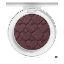 Load image into Gallery viewer, 1pcs Makeup Mermaid Wine Earth Color Eyeshadow Matte Eyeshadow Pressed Shimmer Beauty Shadow Powder Makeup