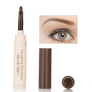 Fashion Eyebrow Gel Eyebrow Brush Eyebrow Color Shaping Makeup Eyebrow Powder Makeup Kit Paste Pigment for  Eyebrow Makeup