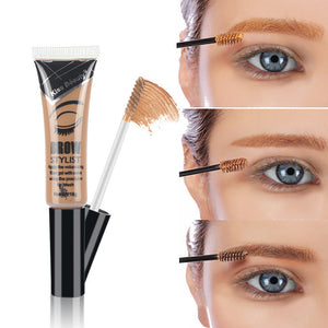 Eyebrow Enhancers Waterproof Long Lasting EyeBrow Gel Cream Makeup