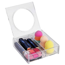 Load image into Gallery viewer, Transparent Acrylic Makeup Storage Box