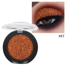 Load image into Gallery viewer, 20 Colors Eye Shadow Diamond Makeup Pearl Metallic Eyeshadow Palette Makeup Avai